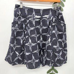 Global Momas Cotton Skirt Large Pockets Medium